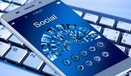 Features and rules for writing texts in social networks